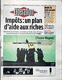 Telecharger Livres LIBERATION No 7606 du 22 10 2005 IMPOTS UN PLAN D AIDE AUX RICHES HARIRI LA SYRIE ACCUSEE TERRE GRIPPE AVIAIRE LES OISEAUX MIGRATEURS PAS SI COUPABLES WEEK END ESTONIE LE VOTE PAR LE NET C EST PARTI L HEURE WAGNER (PDF,EPUB,MOBI) gratuits en Francaise