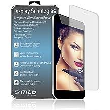 mtb Protector de pantalla de vidrio templado para LG L Bello 2 (X150) - 0,3mm / 9H / 2.5D - Cristal Tempered Glass