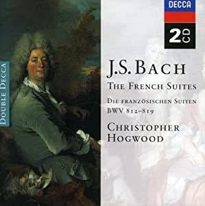 Bach:the French Suites