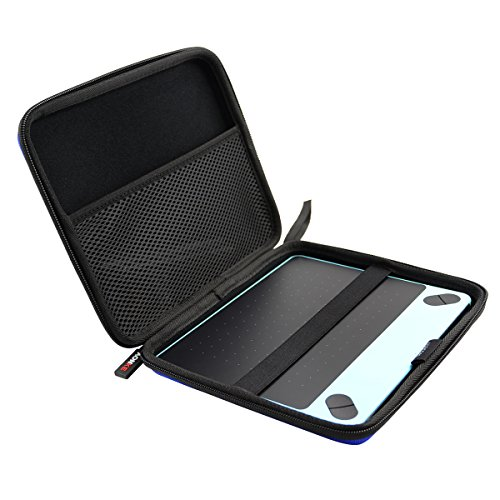 Hard Travel Case Bag for Wacom Intuos CTH-490AK-S CTL-490DW