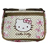Hello Kitty Borsa Donna Tracolla Messenger a Spalla Porta Pc Tablet - Hello Kitty - amazon.it
