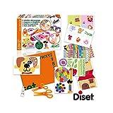 Diset - 63453 - Jeu - Atelier découpage...