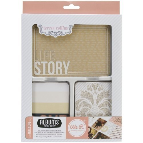 Memory Keepers Hello Life Alben leicht gemacht Journal Karten ()