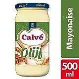 Calve Olijf Mayonaise I Eine köstliche Mayonnaise aus reinem Olivenöl. 500ml