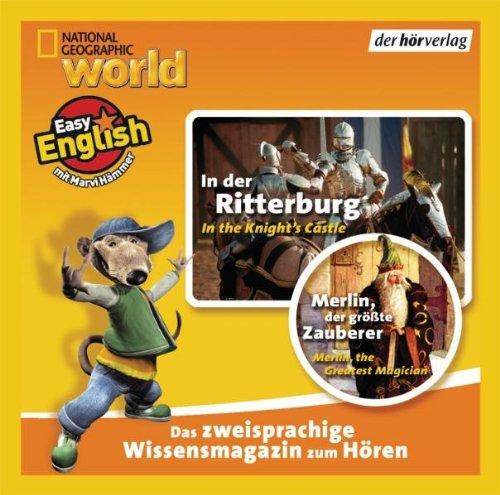 Preisvergleich Produktbild In der Ritterburg/Merlin, der größte Zauberer