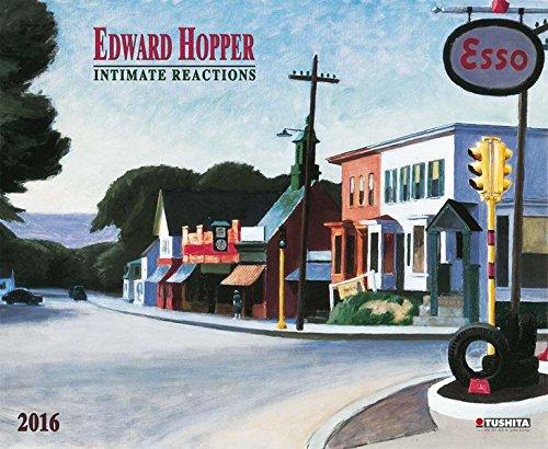 Edward Hopper - Intimate Reactions 2016: Kalender 2016 (Dcor Calendars) (Decor 45x60)
