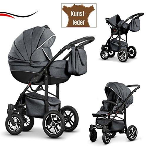 dein-babylädchen Kinderwagen 3-in-1  COSMO-ECO im Test