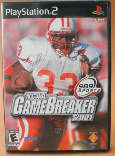 NCAA Spiel vorzubeugen 2001(PS2)-Spezifische E