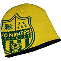 f/ür Herren /Offizielle Kollektion FCNA Erwachsenengr/ö/ße M/ütze Bommel FC Nantes/