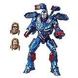 Marvel Legends Series Avengers: Endgame 15 cm große Iron Patriot Action-Figur zum Sammeln