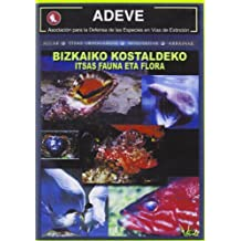Bizkaiko Kostaldeko Itsas Fauna (cd-Rom)