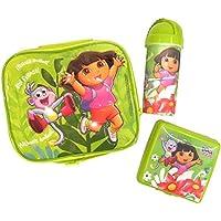 Dora l'Exploratrice Kit Lunchtasche Modell Spongebob Schwammkopf 3d Go On preisvergleich bei kinderzimmerdekopreise.eu