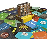 Outdoor games for kids and adults collection – Around the Block: 55 game cards with step-by-step illustrations