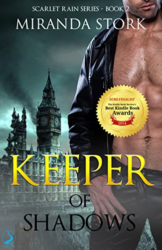 Keeper of Shadows (The Scarlet Rain Series, Book 2)