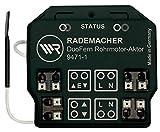 Rademacher DuoFern Rohrmotor-Aktor 9471-1 - Funkfähiger Unterputz Funkaktor für Rollladen-, Raffstore- und Markisenmotoren