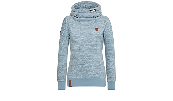 Sweater Hooded Women Naketano Pellkopp Sibi III Hoodie