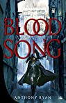 Blood Song : La dame aux corbeaux et autres nouvelles par Ryan