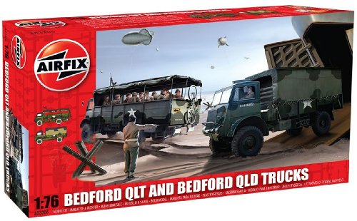 Airfix A03306 Modellbausatz Bedford QT v1