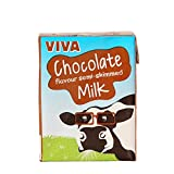 Viva Chocolate Flavoured Milk Cartons - 27x200ml