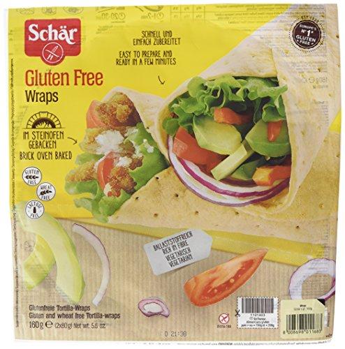 Schär Wraps glutenfrei 160g