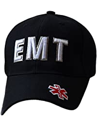 fd410785cd835 topt mili Casquette Secours Infirmier Ambulance EMT New York NY Americaine  us USA brodée EMS
