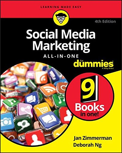 Social Media Marketing All-in-One For Dummies (For Dummies (Computers))