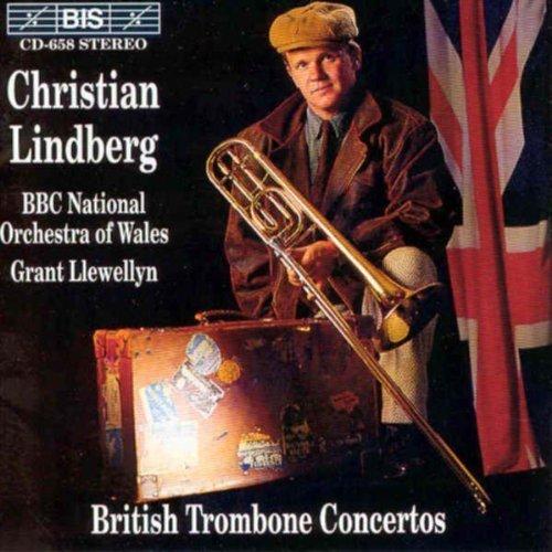 British Trombone Concerti by Jacob (2013-08-02)