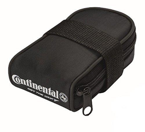 Continental Unisex- Erwachsene Schlauchtasche Race28 Sv42 Satteltasche, Schwarz, one size