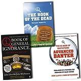 The QI Collection John Lloyd & John Mitchinson 3 Books Set Pack New (Advanced...
