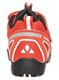VAUDE Yara TR 20318 Unisex Radschuhe, Orange (glowing red 281), 45 EU -