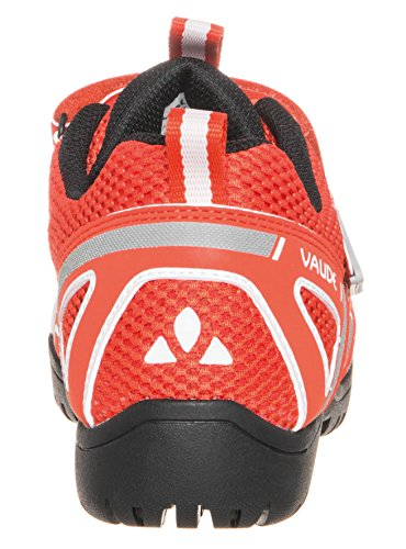 Vaude - Yara Tr, Scarpe Da Ciclismo, unisex Arancione (Orange (glowing red 281))
