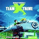Michael Peinkofer's Team X-Treme - # 14 Killer-Express (Ein Hörbuch für Jugendliche ab 12 Jahren) [1 Audio-CD - 62 Min. / Audiobook]