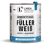 LINEA NATURA® - Grundiersiegel Füller Weiß 1 L