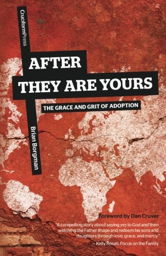 After They Are Yours: The Grace and Grit of Adoption by Brian Borgman (2014-09-24)