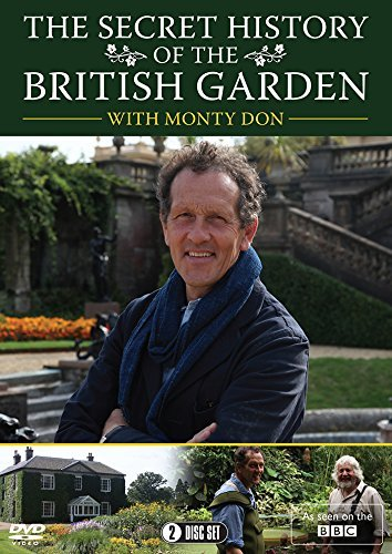 Monty Don: The Secret History Of The British Garden [DVD] [UK Import]