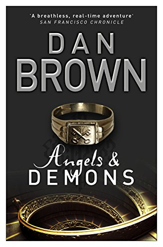 Angels And Demons: (Robert Langdon Book 1) by [Brown, Dan]
