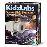 meistverkauftes 4M Kidzlabs Space Rutsche Projektor - Spaß Weihnachten Space Geschenk für Kinder Alter 5+