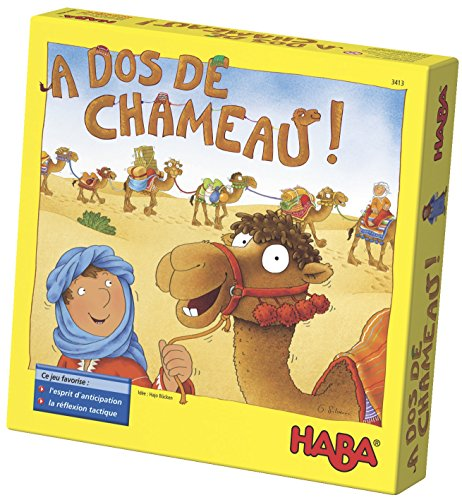 HABA-3413-Spiel Rucksack-Kamel