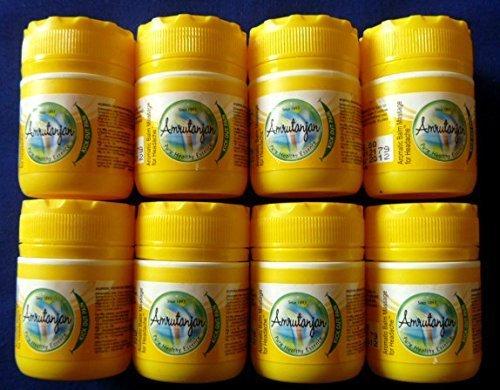 8-x-amrutanjan-ayurvedic-indias-no1-pain-balm-massage-head-body-ache-10g-x-8-pack-by-amrutanjan