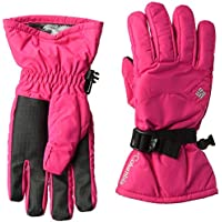Columbia Youth Whirlibird Glove Guantes, Niños, Cactus Pink, Talla M