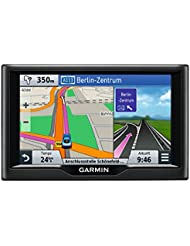 Garmin nüvi 67LMT Navigationsgerät (lebenslange Kartenupdates, Premium Verkehrsfunklizenz, 15,2cm (6 Zoll) Touchscreen)