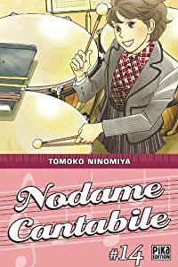 Nodame Cantabile Edition simple Tome 14