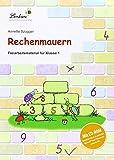 Rechenmauern: Grundschule, Mathematik, Klasse 1