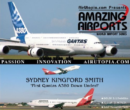 airutopia-sydney-first-qantas-a380-airport-video-dvd-airport-airliner-plane-airplane-aircraft-film-b