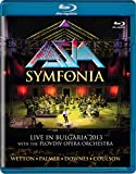 Symphonia - Live in Bulgaria 2013 [Blu-ray] [Import italien]