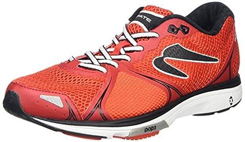 Newton Running Fate II Men's Training Running Shoes, Red (Red/Black), 9 UK 43 EU
