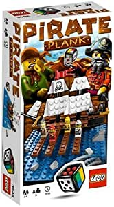 LEGO - 3848 - Construction et Maquette - LEGO Games - Pirate Plank