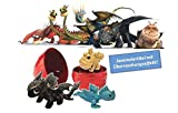 Spin Master Dreamworks Dragons Eggs, 1 Stück