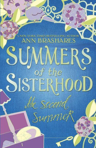 Portada del libro Summers of the Sisterhood: The Second Summer by Ann Brashares (2003-06-12)
