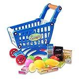 AAGOOD 1 Ajuste Educativo Carrito Juguete Infantil supermercado...